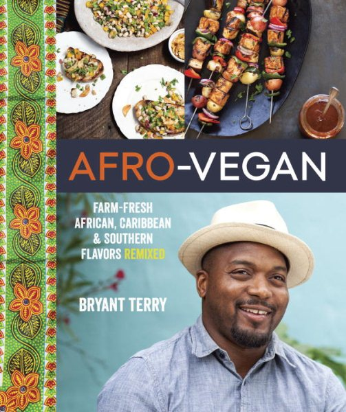 Picture of Afro-Vegan cookbook cover