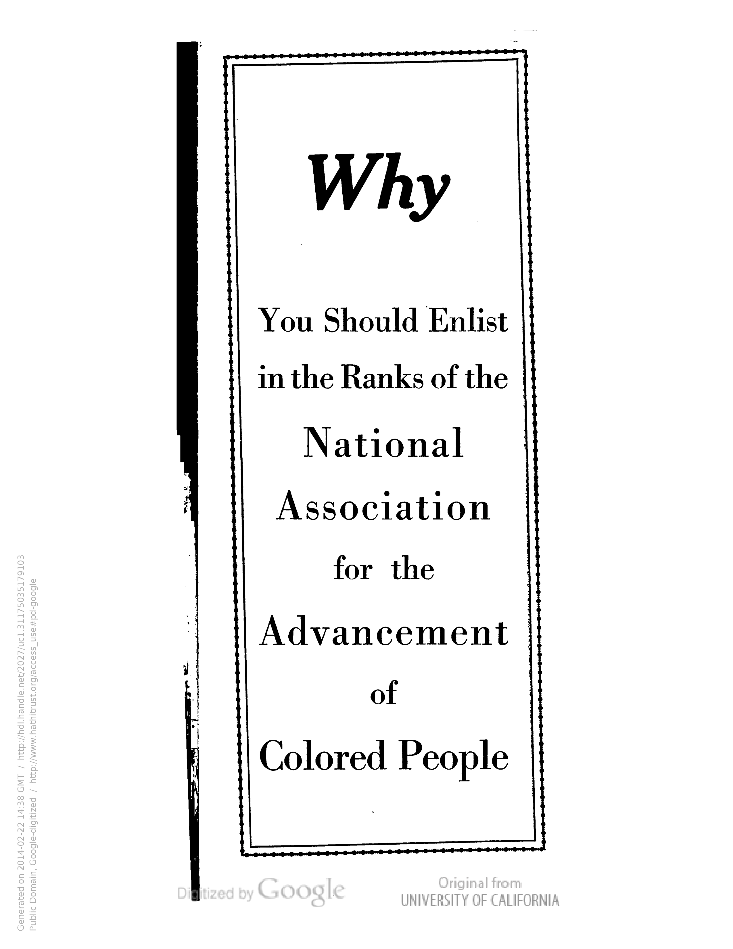 a history of the wins of the national association for the advancement of colored people regarding th National association for the advancement of colored of booker t washington regarding patronage association for the advancement of colored people.