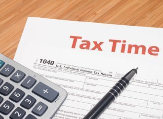 Need Information About Taxes?