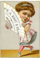 Milwaukee Historic Trade Card Collection