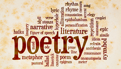 Celebrate National Poetry Month