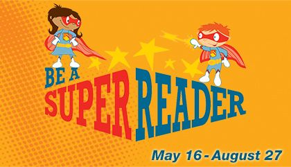 Super Reader Program 2016