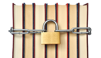 Fill the Shelves for Banned Books Week