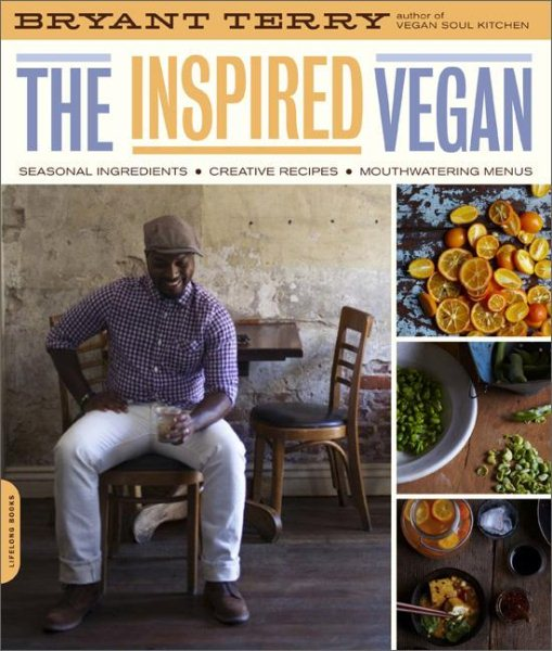 Picture of The Inspired Vegan cookbook cover